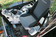 原装日立ZX35U-5A履带挖掘机局部细节32742