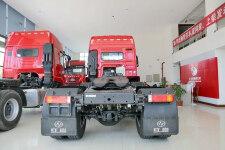 红岩杰卡C100 390马力 6X2 牵引车(CQ4255ZTVG273)