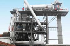 南方路機RLB1000瀝青熱再生廠拌設備