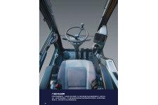 現代R150W VS輪式挖掘機局部細節36620