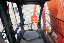日立ZX130-5A履带挖掘机局部细节36694