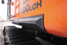 日立ZX490LCH-5A履带挖掘机局部细节37070