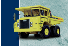 EH600刚性自卸卡车