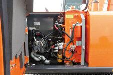 日立ZX70-5A履带挖掘机局部细节37153