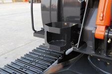 日立ZX70-5A履带挖掘机局部细节全部图片