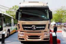V3ET重卡 430马力 6X4牵引车(ND4250BD5J7Z07)