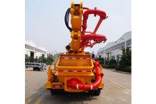 XND5161-25M臂架泵车