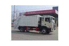 CLW5163ZYSD4压缩式垃圾车