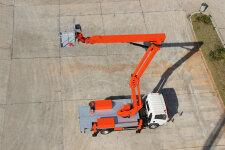 GKH22车载式高空作业平台