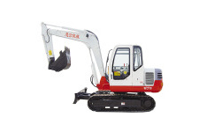 WY70履带挖掘机