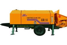 HBT60-8-60.5S 混凝土泵