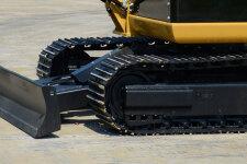 卡特彼勒305.5E2小型挖掘机局部细节39535