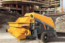 HBT6013132E混凝土拖泵