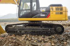 卡特彼勒Cat326D2液压挖掘机局部细节全部图片