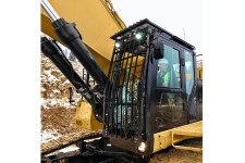 卡特彼勒Cat390FL大型矿用挖掘机局部细节40907