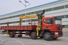 12吨随车起重机
