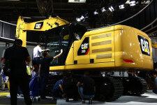卡特彼勒新一代Cat320GC液压挖掘机整机视图44508