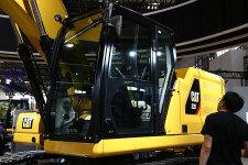 卡特彼勒新一代Cat320GC液压挖掘机局部细节44510
