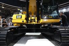 卡特彼勒新一代Cat320GC液压挖掘机局部细节44514