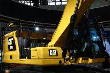 卡特彼勒新一代Cat320GC液压挖掘机局部细节44515
