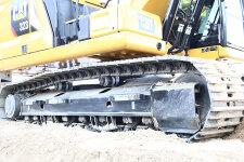 卡特彼勒新一代Cat323液压挖掘机局部细节44526