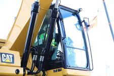卡特彼勒新一代Cat323液压挖掘机局部细节44528