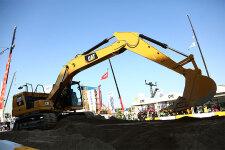 卡特彼勒新一代Cat323液压挖掘机整机视图44533