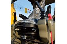 雷沃FR150E2履带挖掘机局部细节全部图片