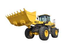 临工L953F轮式装载机整机视图44657