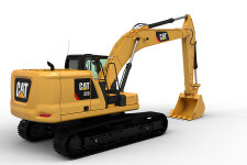 卡特彼勒新一代320液壓挖掘機