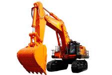 原装日立EX1200-6BH履带挖掘机整机视图44906