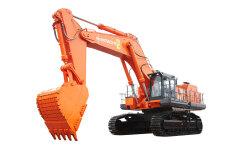 原装日立EX1200-6BH履带挖掘机整机视图44907
