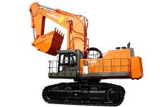 原装日立EX1200-6BH履带挖掘机整机视图44908