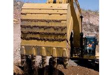 卡特彼勒349D2/D2L大型矿用挖掘机局部细节45180