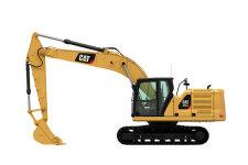 卡特彼勒新一代Cat320GC液压挖掘机整机视图45192