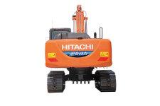 日立ZH200-5A混合动力液压挖掘机整机视图45229