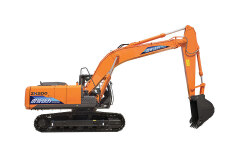 日立ZH200-5A混合动力液压挖掘机整机视图45232