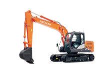 日立ZX130-5A履带挖掘机整机视图45313