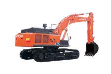 日立ZX490LCH-5A履带挖掘机整机视图45455