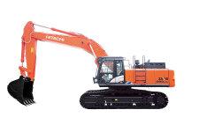 日立ZX490LCH-5A履带挖掘机整机视图45459