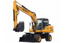 HT155W轮式挖掘机