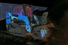 凯斯TR320 履带式滑移装载机整机视图45625