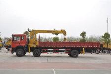 森源重工12吨随车起重机整机视图45951