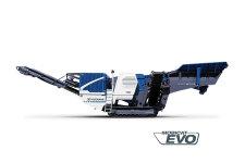 MC 110 Z EVO 移动颚式破碎设备