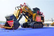 徐工XE7000正铲挖掘机整机视图46092