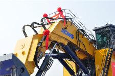 徐工XE7000正铲挖掘机局部细节46093