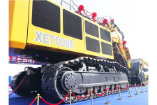 徐工XE7000正铲挖掘机局部细节46097