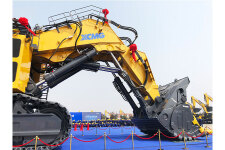 徐工XE7000正铲挖掘机局部细节46099