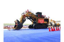 徐工XE7000正铲挖掘机整机视图46101