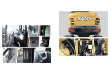 三一SY35U微型液压挖掘机局部细节46443